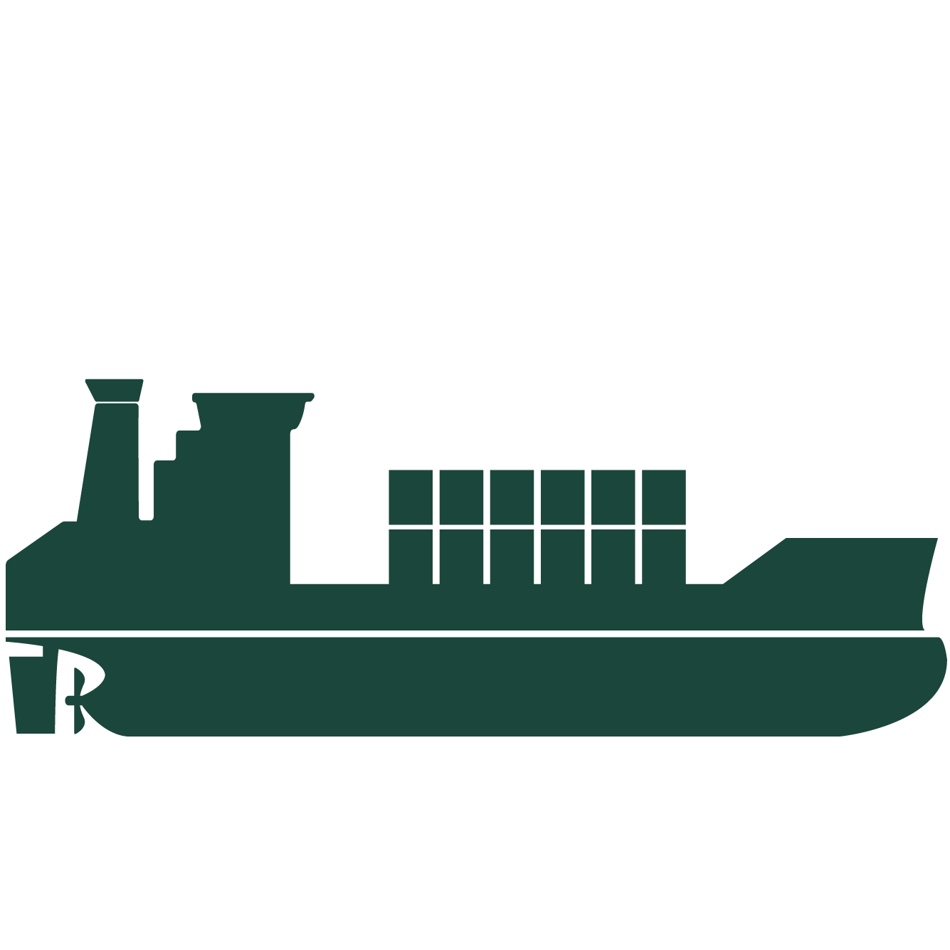 Sea Freight Icon
